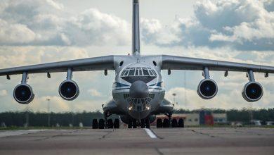 Photo of تطويرات روسية على طائرة النقل العملاقة اليوشين  IL-76MD-90A