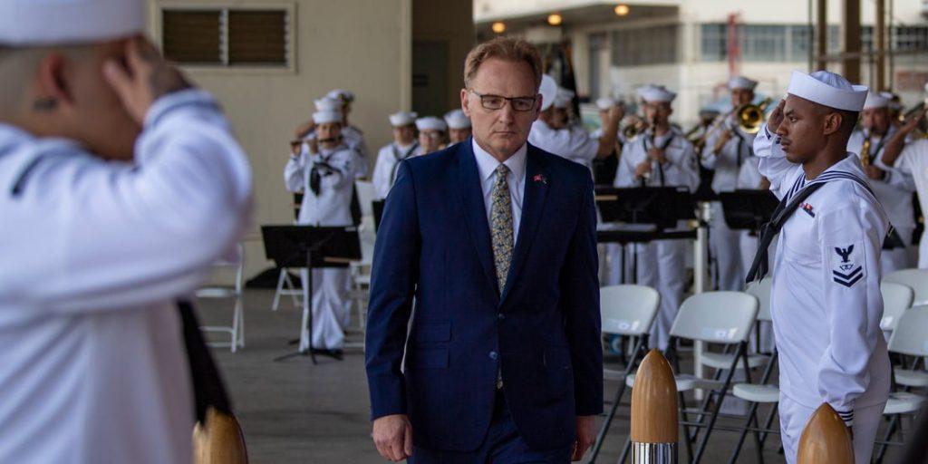 إستقالة مجبرة لقائد سلاح البحرية توماس مودلي