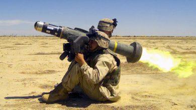 Photo of الولايات المتحدة تسلم 128 صاروخ FGM-148 Javelin مضاد للدبابات إلى إستونيا