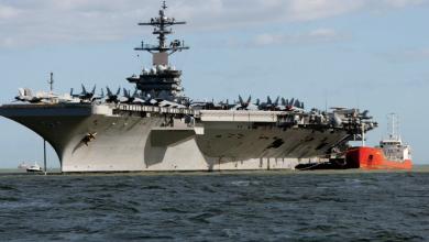 Photo of البحرية الأمريكية تقيل قائد حاملة الطائرات تيودور روزفلت بسبب كورونا