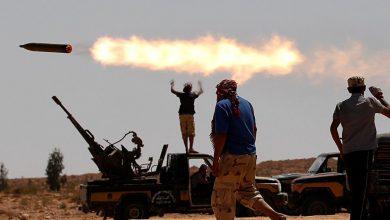 Photo of حرب الاستنزاف الليبية ,,, سقوط 6 مدن بيد الوفاق