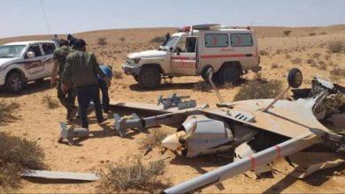 Photo of صفعة قوية لسمعة المسيرات التركية … اسقاط 7 درونات تركية في ليبيا خلال 48 ساعة