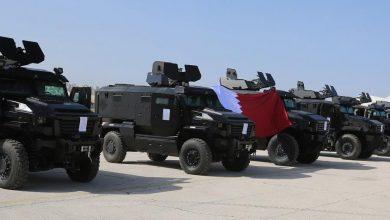 Photo of قطر تسلم الاردن 8 ناقلات جنود مدرعة من اصل 44