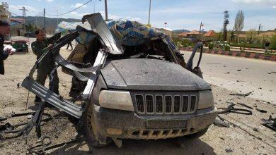 Photo of أسرائيل تهاجم سيارة تابعة لحزب الله بواسطة طائرة مسيرة داخل سوريا