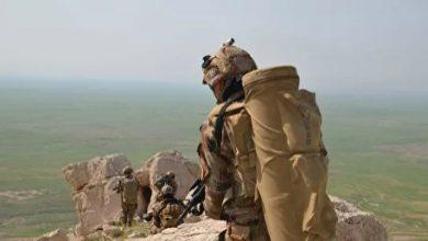 Photo of التحالف الدولي يسلم قاعدة الحبانية للعراق
