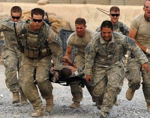 إستمرا إنسحاب القوات الأمريكية من عدة قواعد عراقية