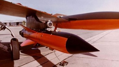 Photo of AS.34 Kormoran صاروخ ألماني مضاد للسفن يُطلق من الجو