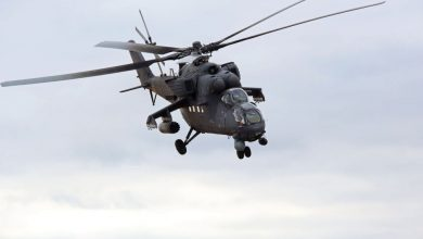 """Photo of الدبابة الروسية الطائرة""""مي-35″ ..نظرة عن قرب"""