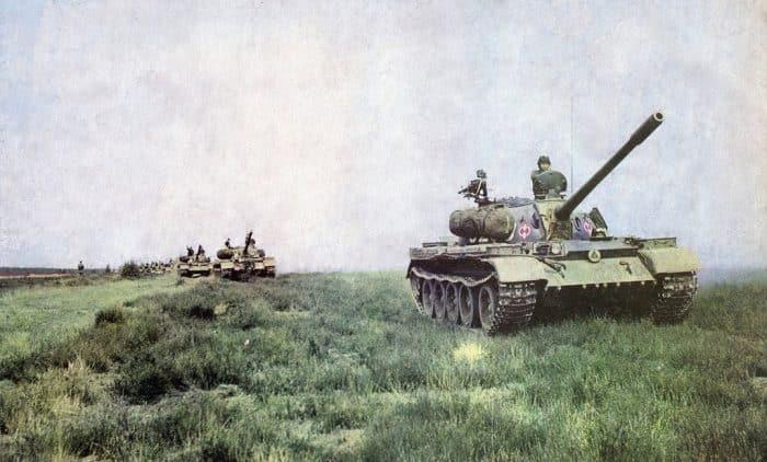 دبابة القتال الرئيسية T-54 ..مميزات وقدرات