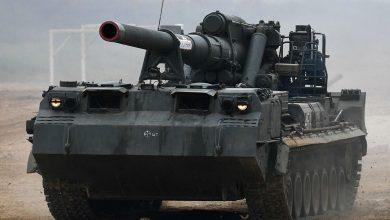 """Photo of الجيش الروسي يبدأ بتسلم أقوى مدفع في العالم """"مالكا"""""""