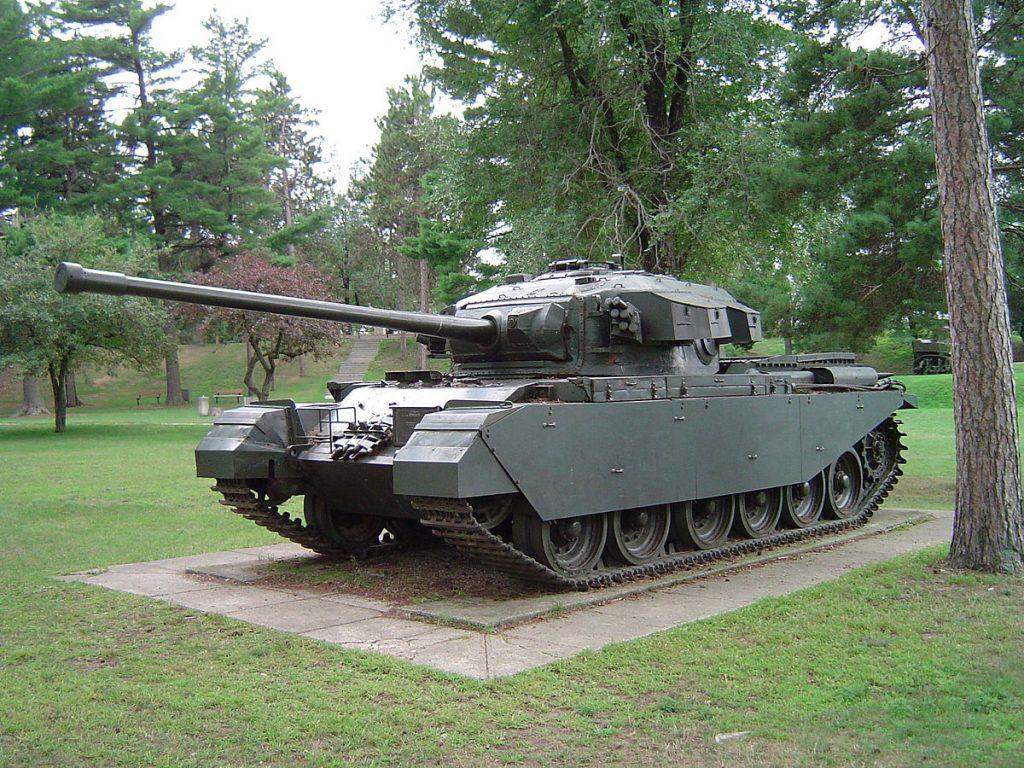 "دبابة ""سنتريون"