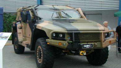 Photo of Hawkey PMV-L مركبة تنقل أسترالية محمية..مميزات وقدرات