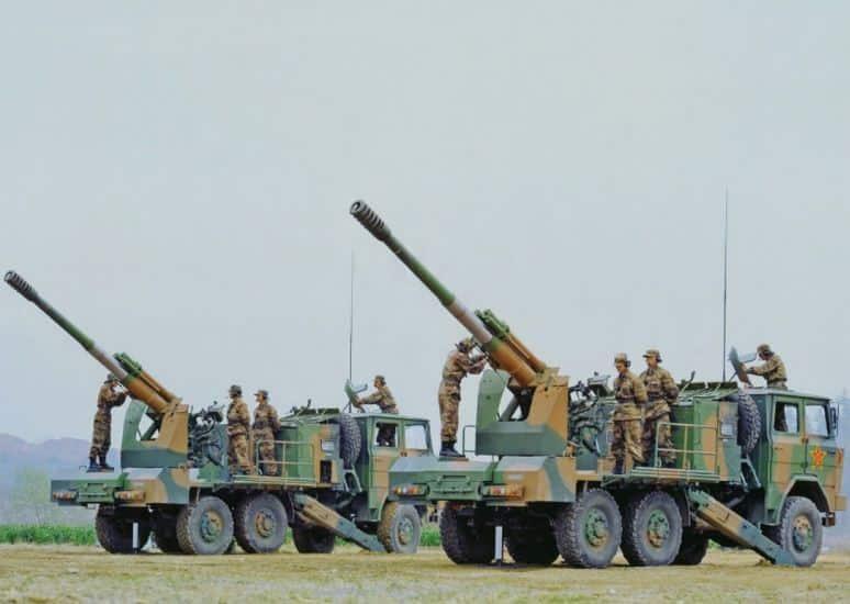 PCL-09 مدفع صيني ذاتي الدفع..تعرف مميزاته