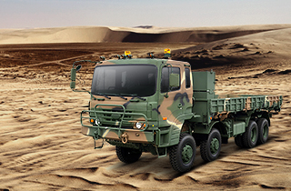 Photo of ساحل العاج تتسلم شاحنات عسكرية من كوريا الجنوبية