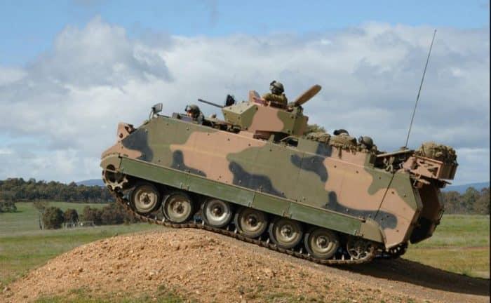 M113AS4 ناقلة جنود مدرعة أسترالية..تعرف مميزاتها
