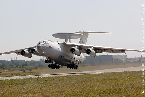 الجيش الروسي يحصل على طائرات الإنذار المبكر المتطورة
