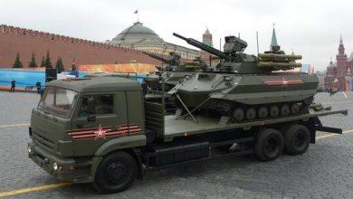 "Photo of روسيا تصمم روبوت ""سوراتنيك"" المقاتل بقدرات عالية"