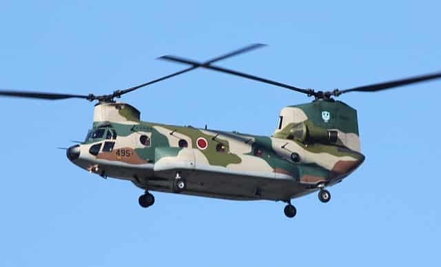 بوينج CH-47 شينوك