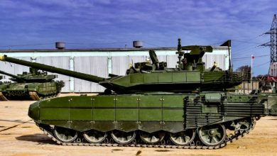 Photo of الجيش الروسي يستلم الدفعة الأولى من دبابات T-90M Proryv الجديدة..فيديو