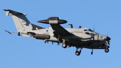 Photo of رصد طائرات تجسس أمريكية على حدود روسيا