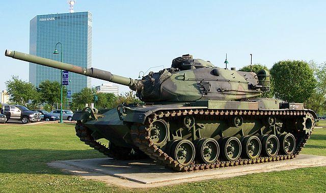 دبابة M60A3