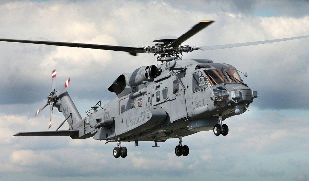 فقدان مروحية تابعة لحلف الناتو على متنها ستة أشخاص