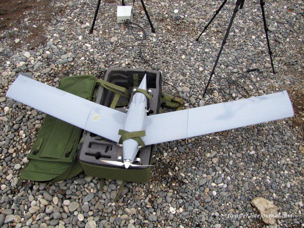 Ukrainian forces shoot down Russian drone in Donetsk region