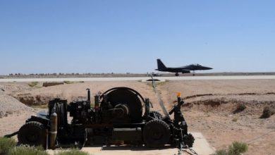 Photo of القوات الجوية الأمريكية تختبر نظامًا لإيقاف الطائرات المتنقلة