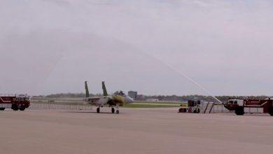 Photo of طائرات إف-15 القطرية تقوم بأول رحلاتها التجريبية..فيديو