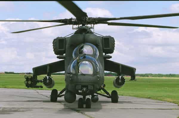 """الدبابة الروسية الطائرة""""مي-35"""" ..نظرة عن قرب"""