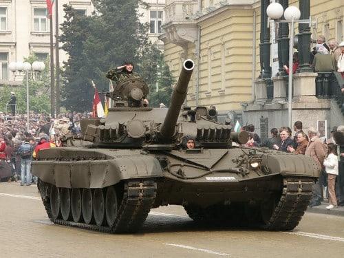 """دبابة """"تي – 72"""""""