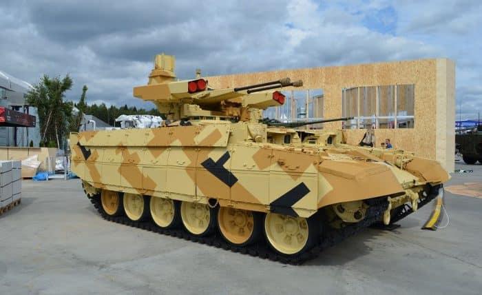 مركبة BMPT-72