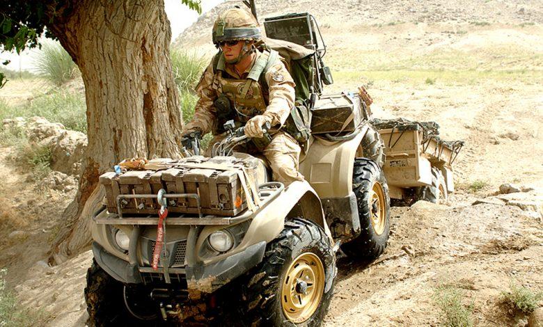 ATVs مركبات دفع رباعي يستخدمها الجيش الأمريكي ..فوائدها ومخاطرها