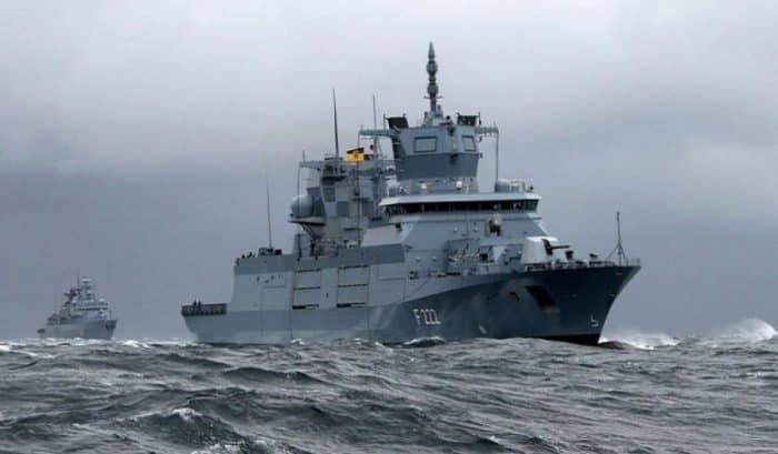 """أوروبا تدأت عملية """"إيريني """"لمراقبة حظر الأسلحة على ليبيا"""