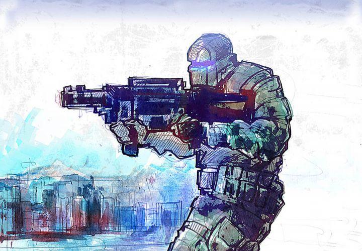 """روسيا تصمم روبوت """"سوراتنيك"""" المقاتل بقدرات عالية"""