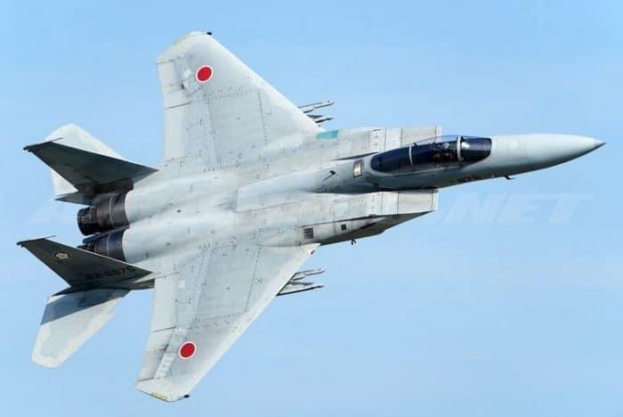 طائرات إف-15 القطرية تقوم بأول رحلاتها التجريبية..