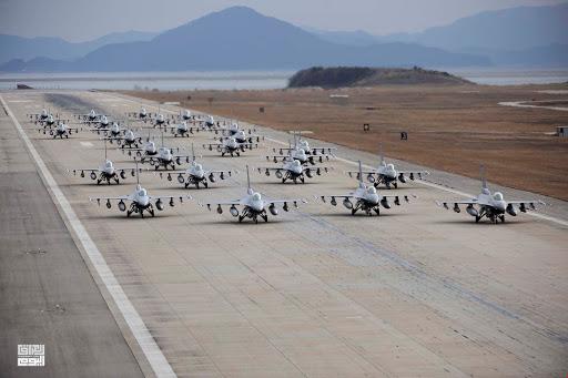 القوات الجوية الأمريكية تختبر نظامًا لإيقاف الطائرات المتنقلة