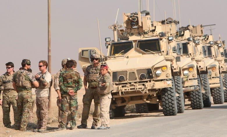 أمريكا ملتزمة بشركائها العراقيين والسوريين ضد الإرهاب