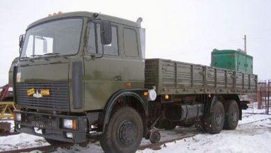Photo of MAZ-6303KH مركبة متعددة الاستخدامات تستخدم بديل طارئ للقاطرات