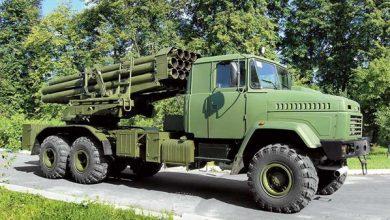 Photo of Bastion 3 نظام إطلاق صاروخي أكراني ..تعرف مميزاته