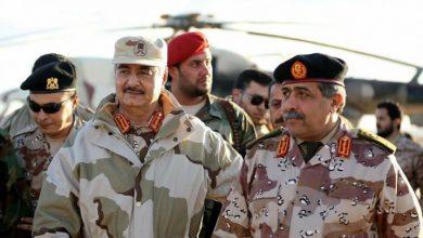 Photo of حفتر يواجه عدواً جديداً بعد خسائره أمام قوات الوفاق !
