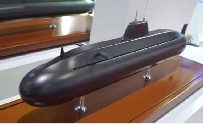 أين تختبىء الغواصات العسكرية الصينية ؟