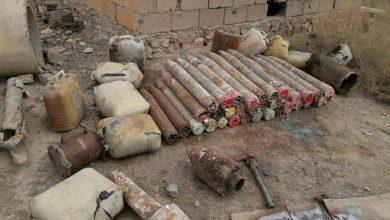 """Photo of الاستخبارات العراقية تقبض على آمر مفرزة تصنيع صواريخ """"جهنم"""""""