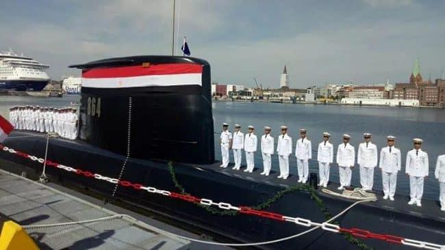 15 معلومة عن الغواصة المصرية الخطرة إس 43