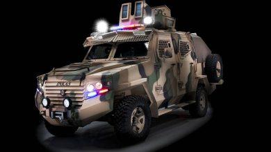 Photo of INKAS للسيارات في الإمارات تكشف عن سيارتها المدرعة الجديدة Hornet 4×4