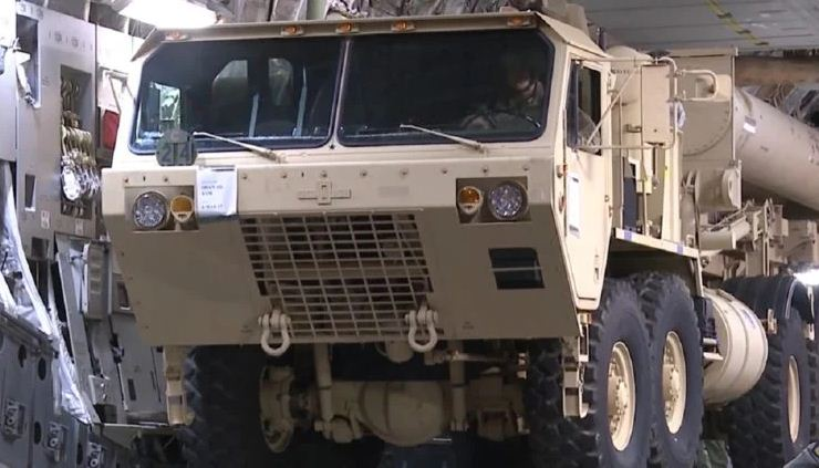 القوات الأمريكية تنشر صواريخ اعتراضية جديدة في كوريا الجنوبية