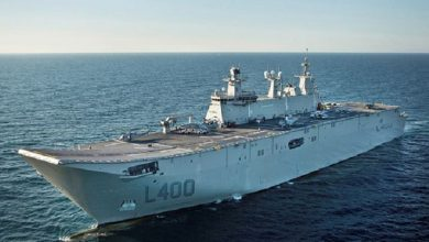 Photo of Anadolu class سفينة هجومية برمائية رائدة في البحرية التركية