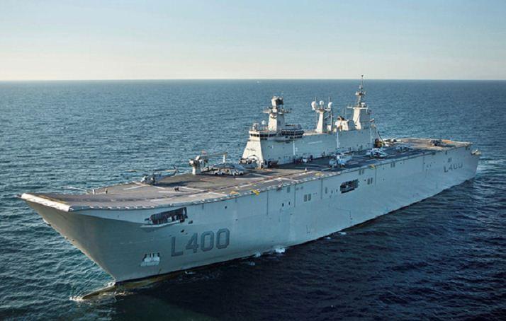 Anadolu class سفينة هجومية برمائية رائدة في البحرية التركية