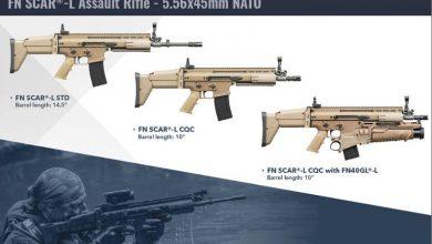 Photo of FN SCAR-L  بندقية هجومية بلجيكية بمواصفات عالية
