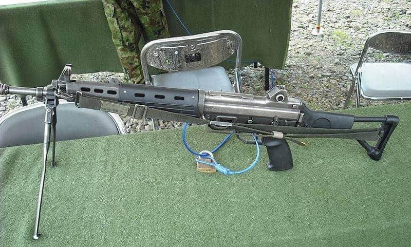 Howa بندقية جديدة لقوات الدفاع الذاتي البرية اليابانية..تعرف مميزاتها